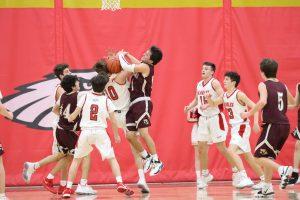 Photos: Freshman Boys Basketball at Big Walnut 1/23/2020