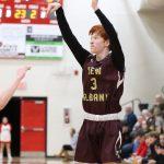 Photos: JV Boys Basketball at Big Walnut 1/23/2020
