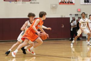 Photos: JV Boys Basketball vs Olentangy Orange 1/28/2020