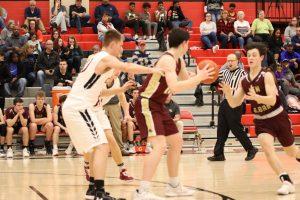 Photos: Boys JV Basketball at Groveport Madison 1/30/2020