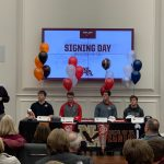 Signing Day for New Albany Football
