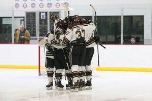 Photos: Ice Hockey vs Springboro 2/8/2020