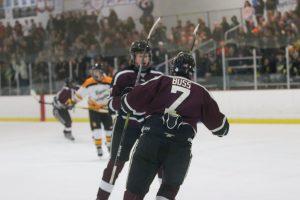 Photos: Ice Hockey vs Upper Arlington 3/1/2020