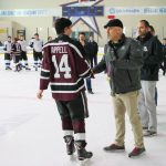 Photos: Ice Hockey District Championship Awards Ceremony