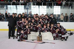Photos: Ice Hockey District Championship Awards Ceremony