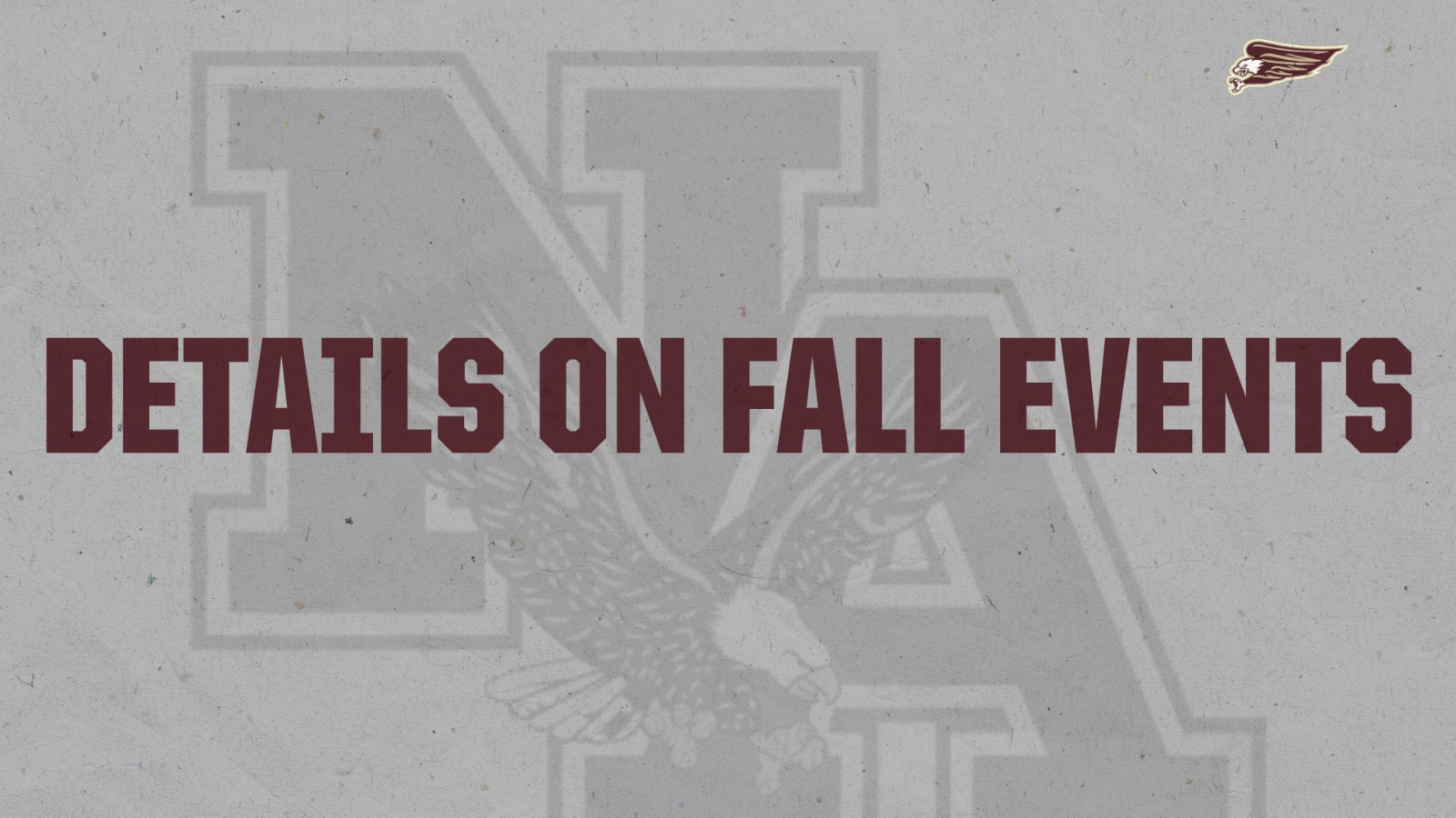 Fall Sport Home Event Details/Tickets/Streaming