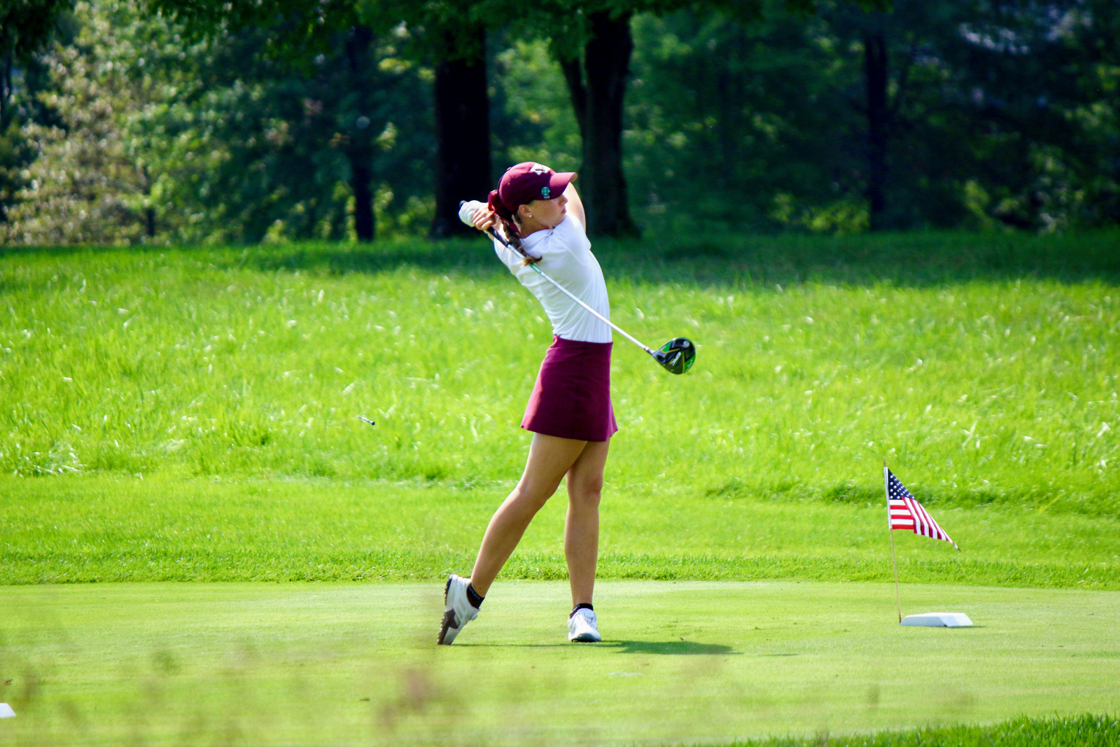 Girls Golf at the New Albany Invitational 9/8/2020