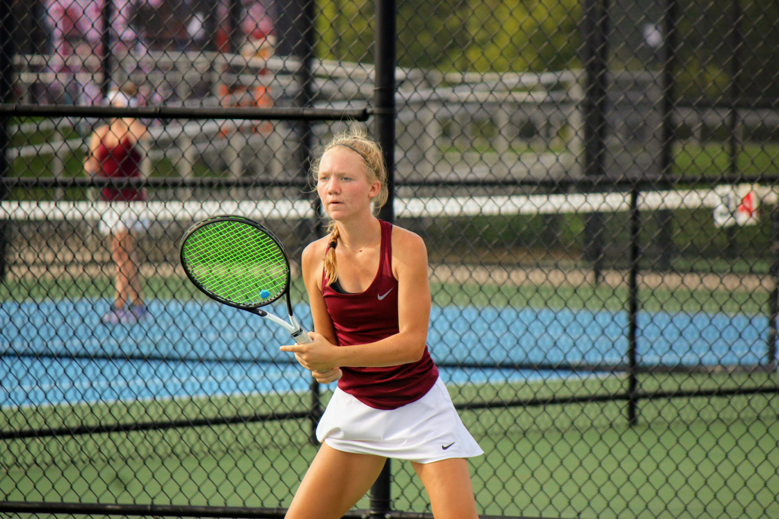 Varsity Girls Tennis vs Olentangy Liberty 9/10/2020
