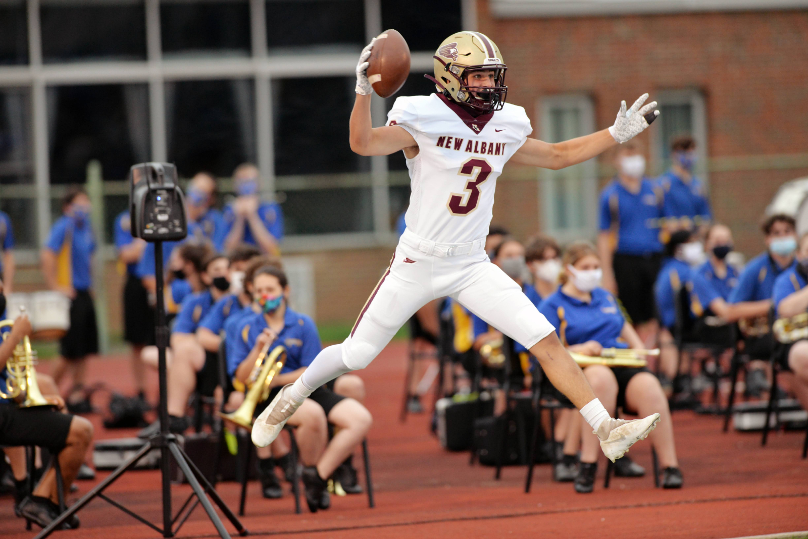 Photos: Varsity Football at Gahanna Lincoln 9/11/2020