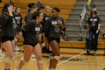 Photos: Varsity Volleyball vs Westland (Senior Night) 9/17/2020