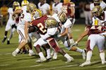 Photos: Varsity Football at Westerville North 10/9/2020