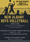 Boys Volleyball Information