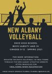 Boys Volleyball Information