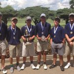 Boy's Golf Team Wins the Bobcat Invitational