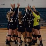 Grandview Heights High School Girls Varsity Volleyball beat Columbus School For Girls 3-2