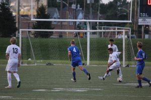 Boy's Soccer vs. Zane Trace