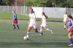 Girl's Soccer vs. Zane Trace