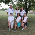 Grandview Heights High School Girls Varsity Golf beat Bishop Ready High School 193-230