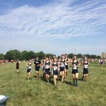 Grandview Heights High School Boys Varsity Cross Country Runs the Early Bird