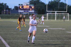 Girl's Soccer vs. West Jefferson