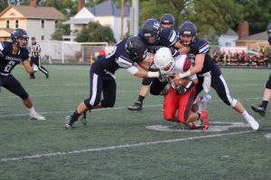 Football: Bobcats Vs. London
