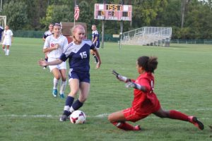 Girl's Soccer vs. Worthington Christian