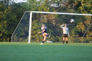 Girl's Soccer vs. Central Crossing
