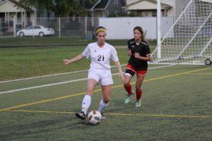 Girl's Soccer vs. Jonathan Alder