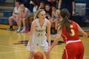 Girl's JV Basketball Photos