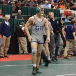 Jump Takes Fifth at State Wrestling Tournament