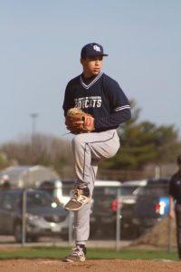 Baseball vs. Worthington Christian