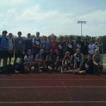 Grandview Heights High School Boys Varsity Track finishes 1st place