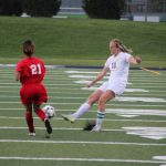 Girl's Soccer District Semi-Final Video Highlights
