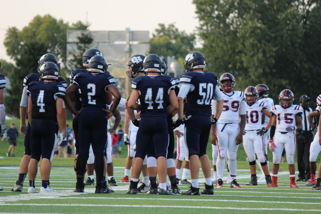 Football Bobcats in Action at Home Tonight (6 p.m.)!