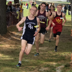 Kerr Breaks School Cross Country Record!  Amicon joins the GH All-Time Leaderboard.