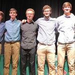 MSL First Teamers Honored