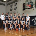 Big Time League Honors for Boys Basketball!
