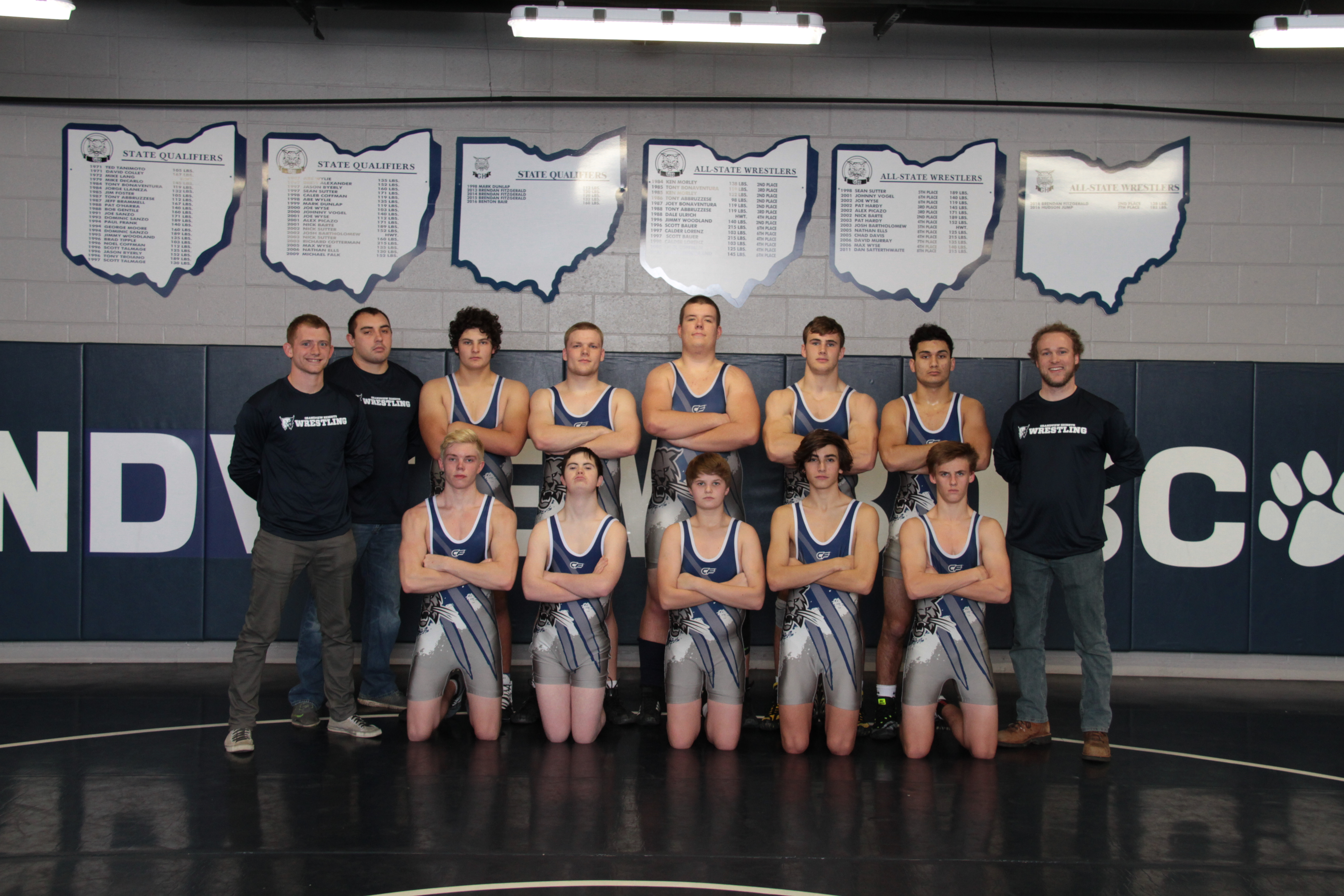2018 MSL Honorees Named – Wrestling