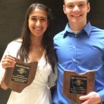 Furbee and Kumar Honored