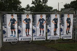 Boys Soccer vs. Central Crossing 9.27.18 (Senior Night)