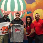 Jump named March Finalist for the Penn Station – Sunny 95 – Athlete of the Year
