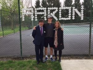 Senior Night – Boys Tennis
