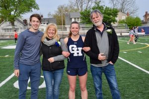 Senior Night – Track & Field