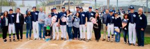 Senior Night – Baseball 4.24.19