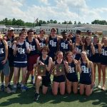 Boys and Girls Track Teams Sweep District Titles