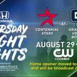 FOOTBALL THURSDAY NIGHT LIGHTS at GRANDVIEW!