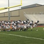Boys Varsity Football beats Africentric School 42 – 24