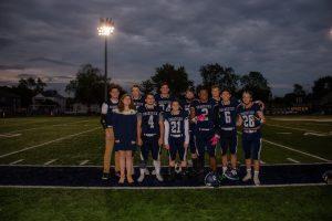 Senior Night – Football 10.11.19