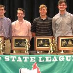 MSL Fall Banquet All-League  Photos