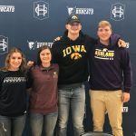 Grandview Heights celebrates signing day – Bertani, Bower, Georskey & Lachey